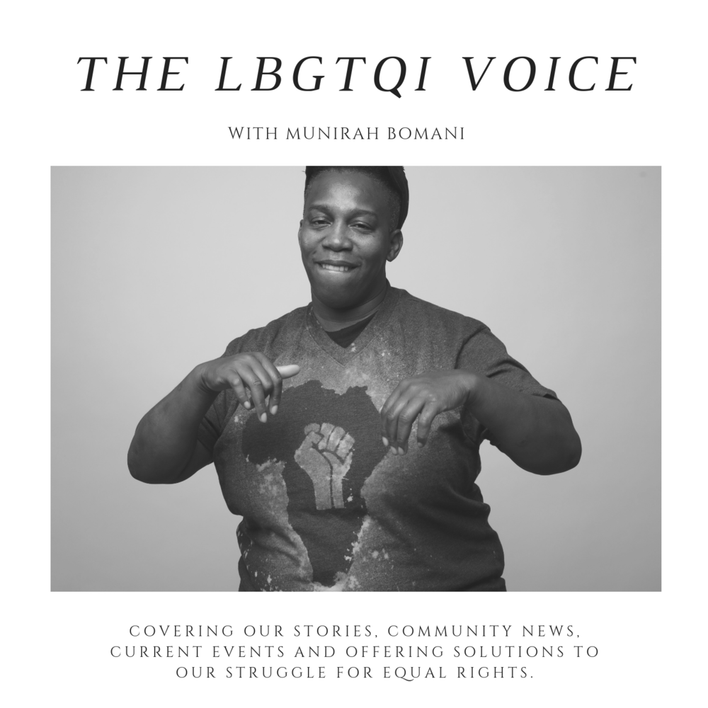 The LGBTQI Voice    Mixcloud