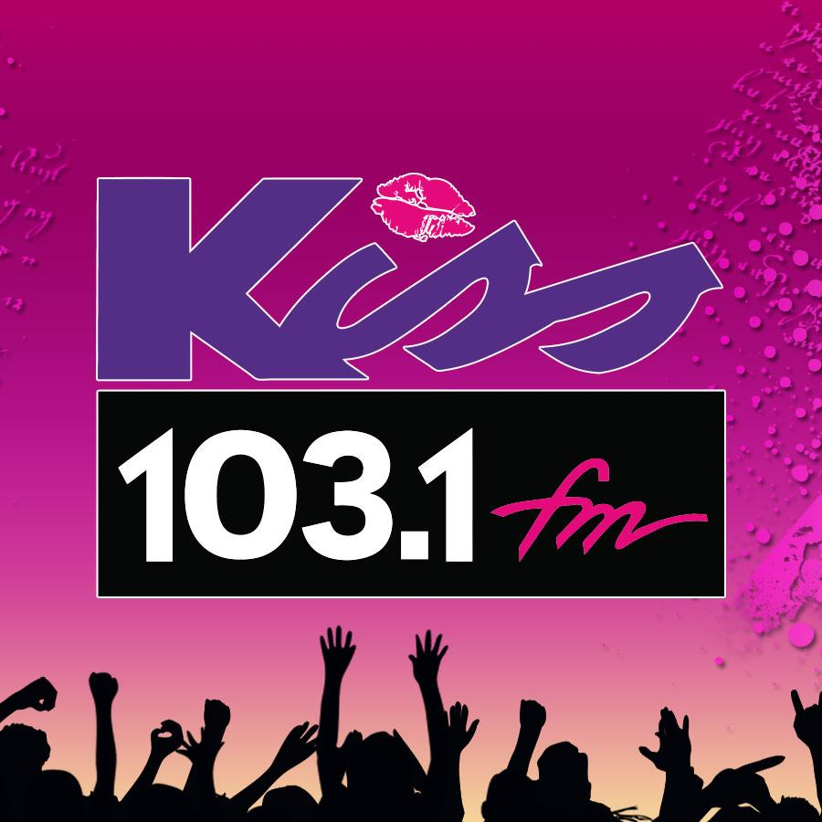 KISS 103.1 FM - DJ Sprad contributes mixes to KISS 103.1's Friday Night Dance Party (FNDP) and special holiday special holiday mix shows.