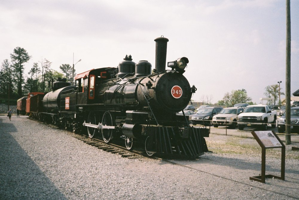 tennessee valley railroad steam engine