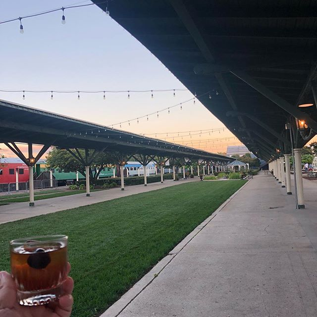 We are ready for @tnwhiskeyfestival tomorrow! Weather looks terrific and they have a great lineup of whiskeys and music. Cheers to the weekend! 🎉👍