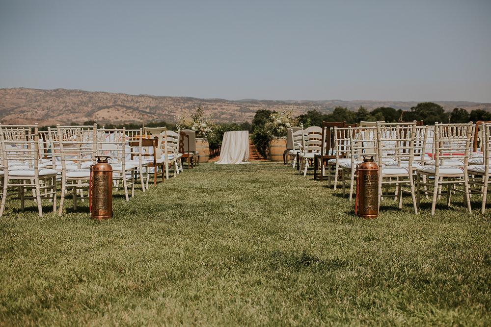 Fire Fighter wedding