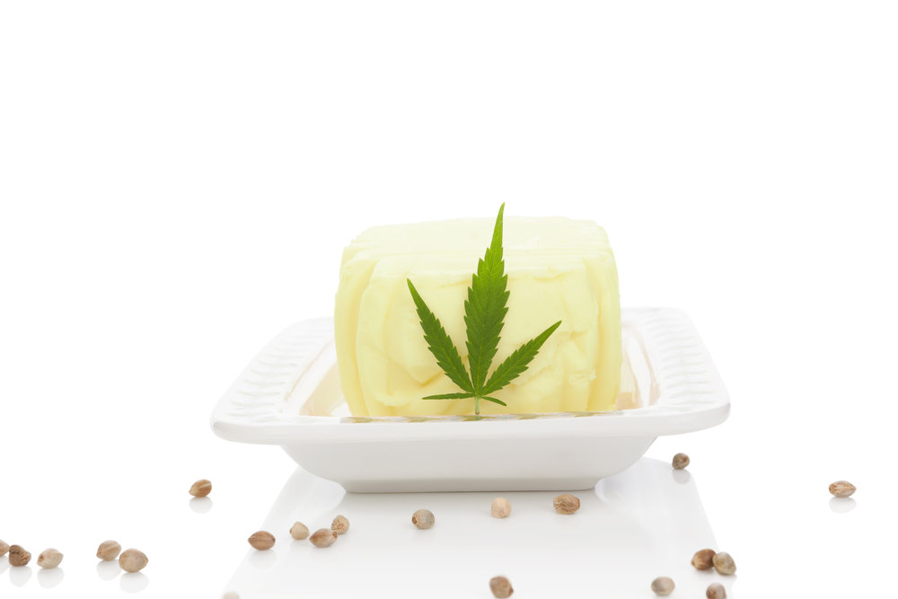 Image result for cannabutter