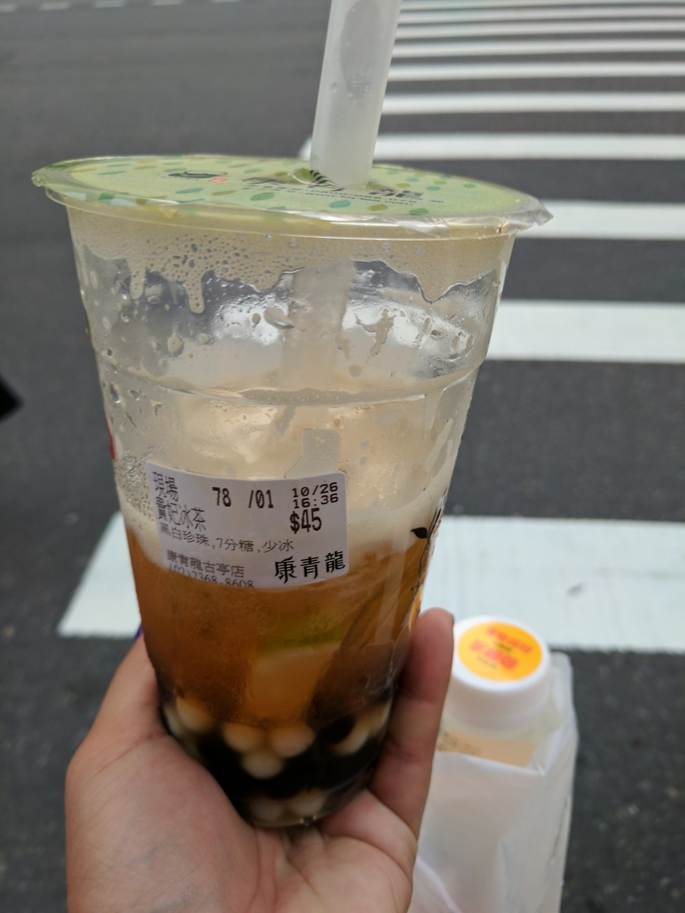 i know i probably shouldn't be drinking boba every other day, but………. … … ^______^ please remind me to go keto when i get back to sf.
