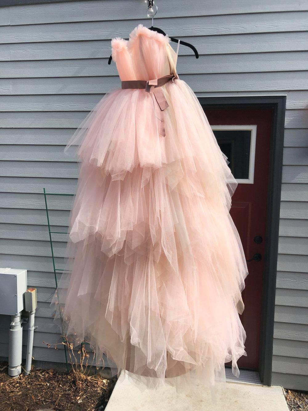 A dress to make your ballerina dreams come true