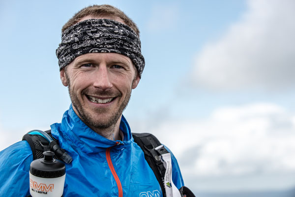 Damian Hall - Outdoor Journalist, author of the Official Pennine Way Guidebook and Two-Time MONTANE® Spine® Race Finisher