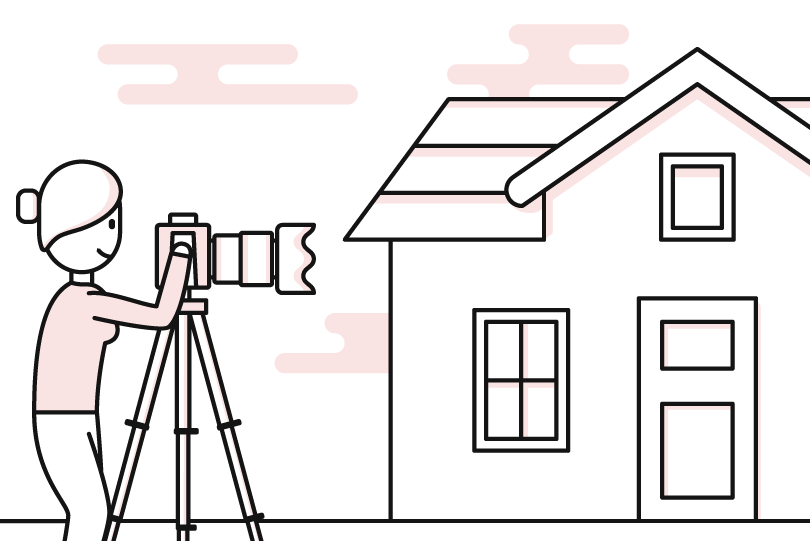 STEP 2: PHOTO DAY!  - Your personal Estatespace Agent will contact you to organise for one of our team's photographers to visit your home to professionally photograph its key features in their best light.  Come photo day, we will also take measurements to prepare a scaled floor plan.