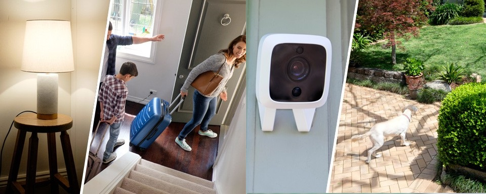 Telstra Smart Home Camera Images
