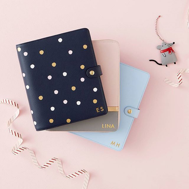 2018 is almost here! Get organised with @kikki.k ✏️