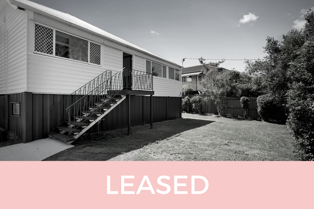 Enoggera - 4 Bed · 1.5 Bath · 2 Car · House