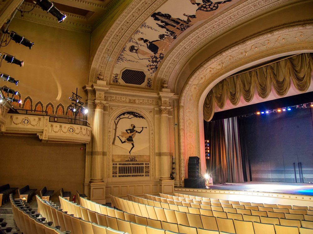Cabot Theater - As the Cabot's agency of record, HEARD is responsible for all marketing and PR for 150+ annual concerts/events and assisting with development.Marketing ~ Creative Services ~ Public Relations ~ Media Buying ~ Promotions ~ Social Media ~ Advertising ~ Content ~ Since 2019