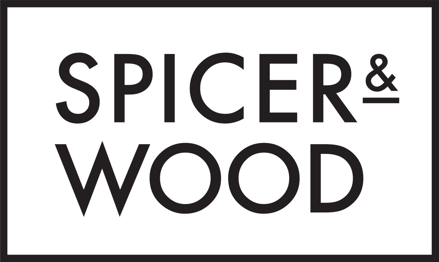 SPICER AND WOOD