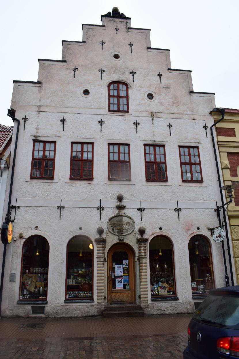 Castenska gården, Storgatan 20