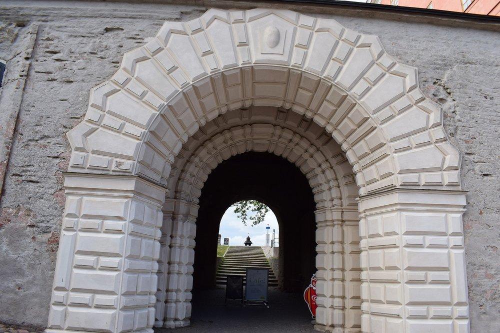 king John's portal