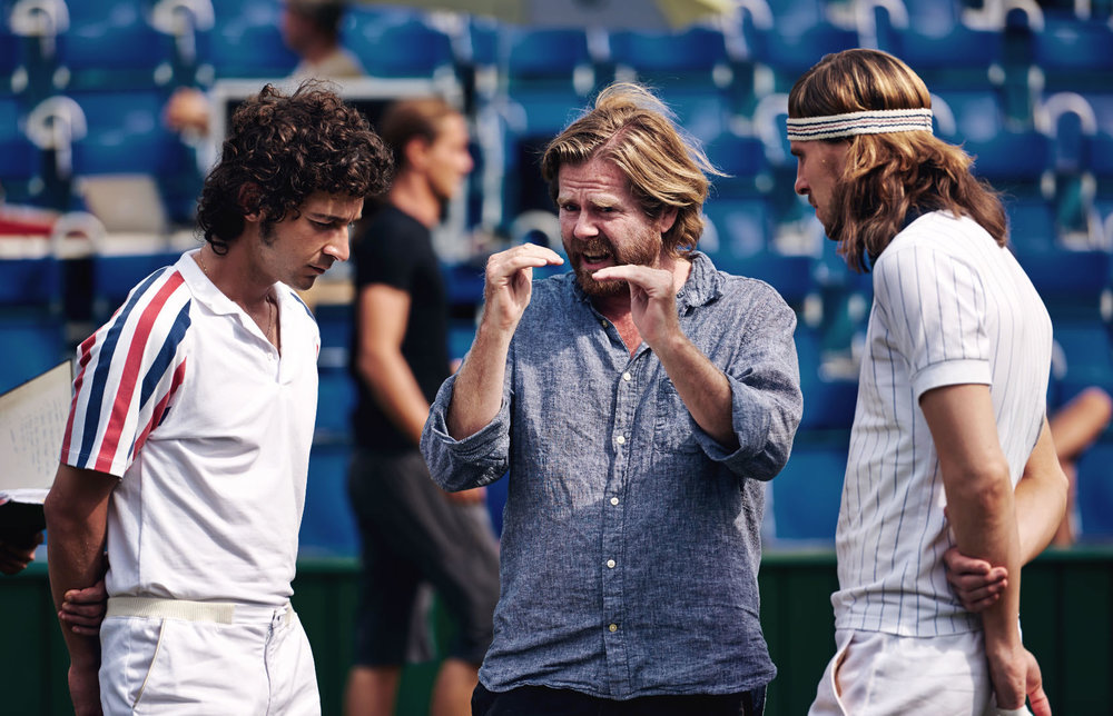 source: www.leftlion.co.uk; Shia LeBeouf, Janus Metz and Sverrir Gudnason