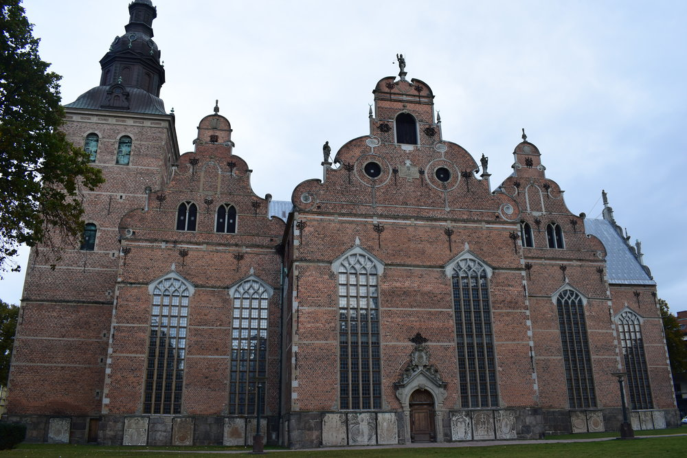 Lorenz van Steenwinckel, Kristianstad kyrka (Church in Kristianstad), 1618-1628, Kristianstad
