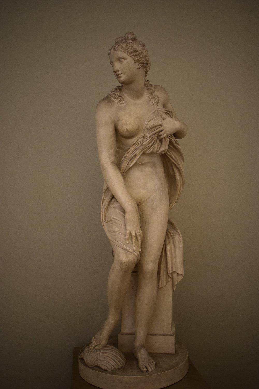 Johan Tobias Sergel, Venus som stiger upp ur havet (Venus rising from the waves)