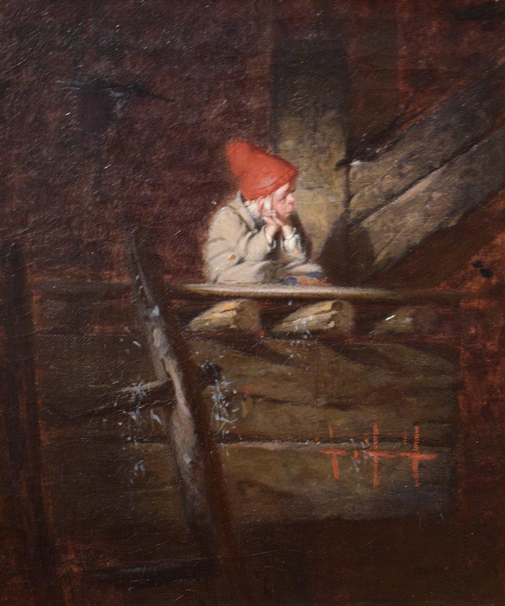 Fredrik Wohlfart, Tomten, Göteborgs konstmuseum