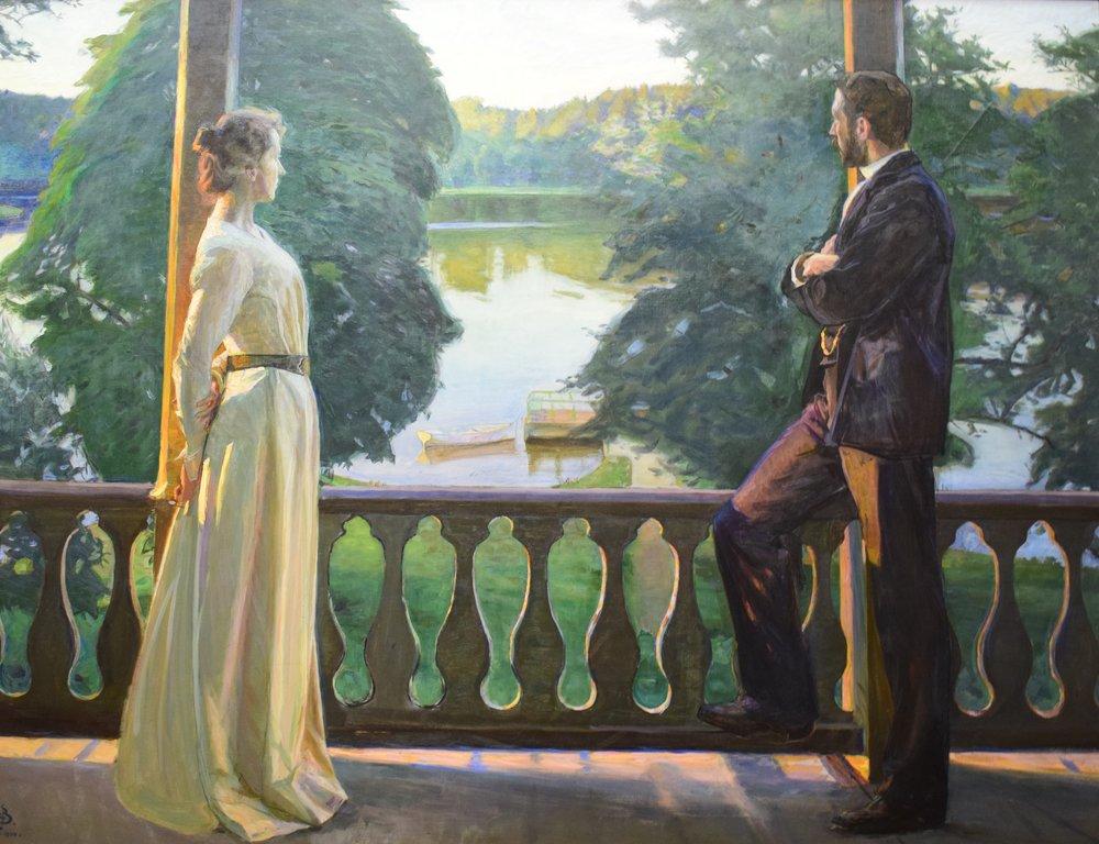 naturalism symbolism - second half of the 19th century