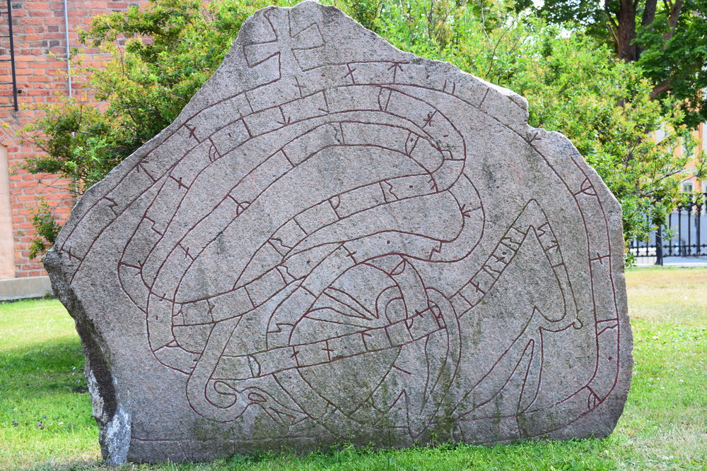Runestones, Uppsala