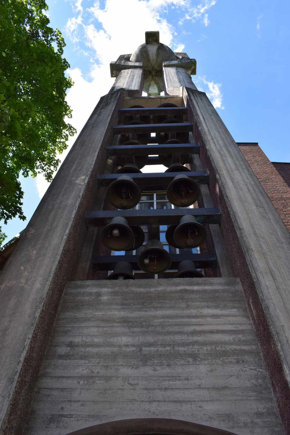 Church bells, Uppsala