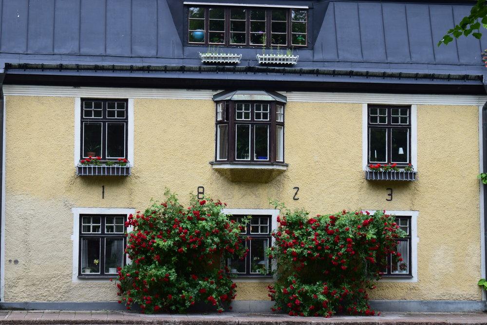 Charming house, Uppsala