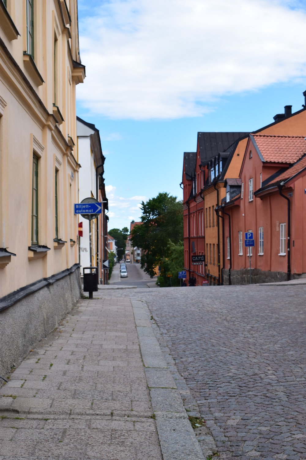 Uppsala - view of the city