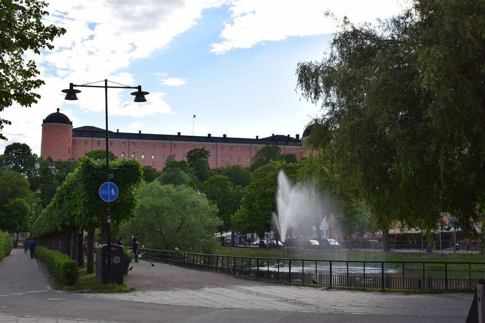 Uppsala Slott, Uppsala Castle