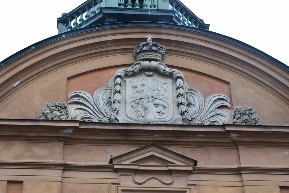 Kalmar, detail