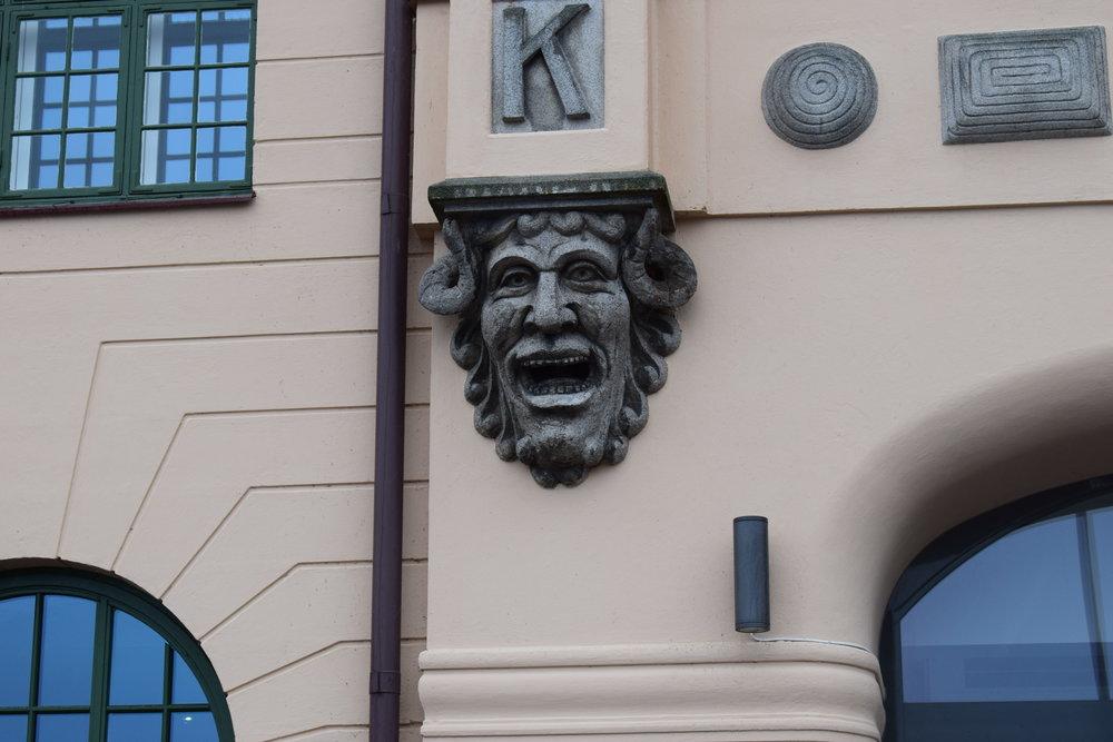 Kalmar, the face