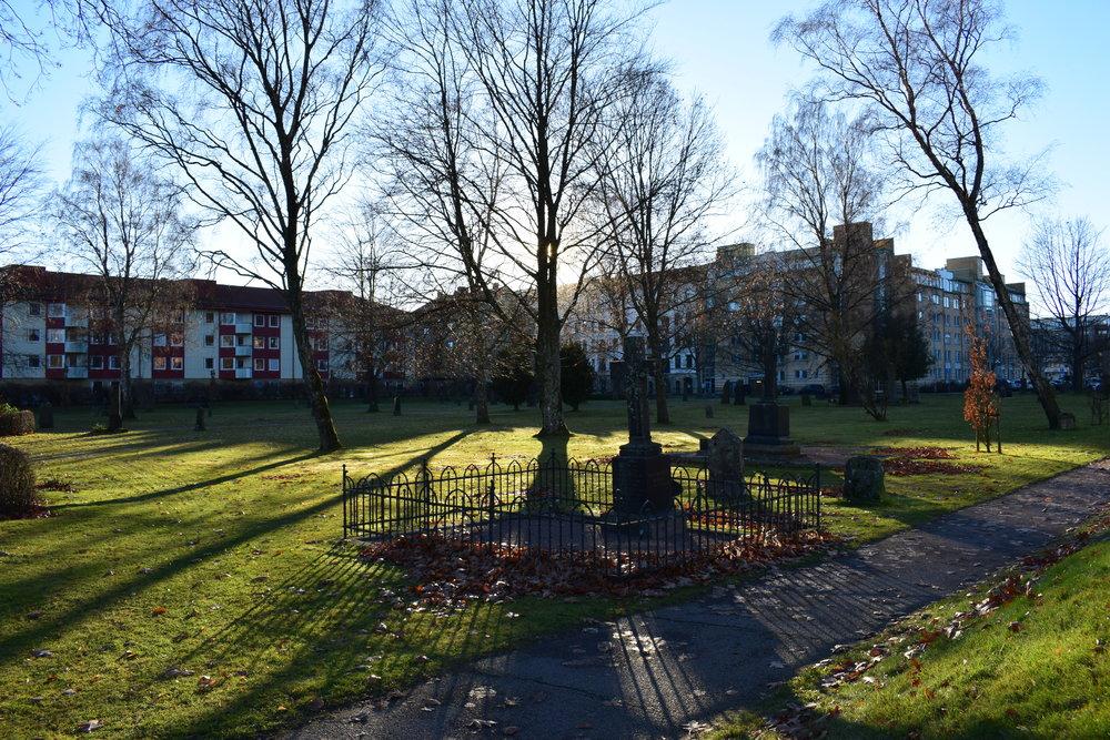 Halmstad - Norre katts park