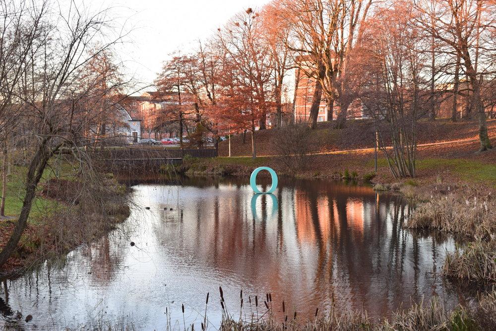 Halmstad - water reserve