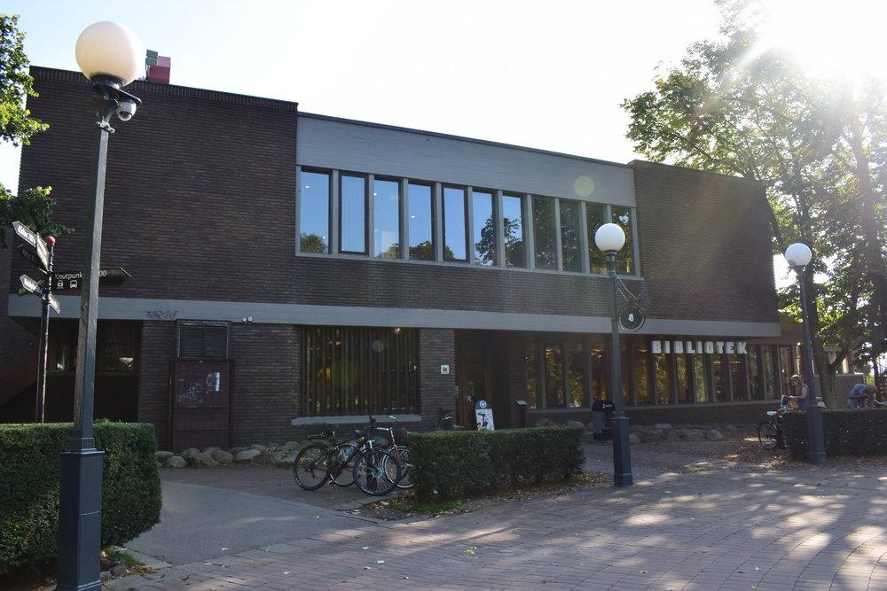 Helsingborg - Stadsbibliotek (City library)