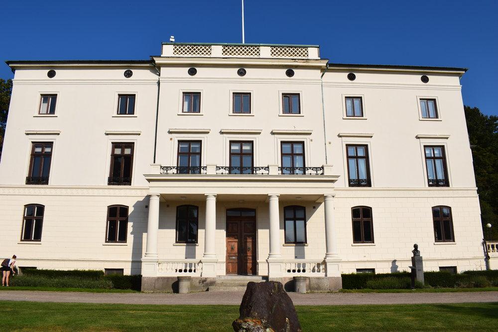Helsingborg - Konsul Perssons Villa