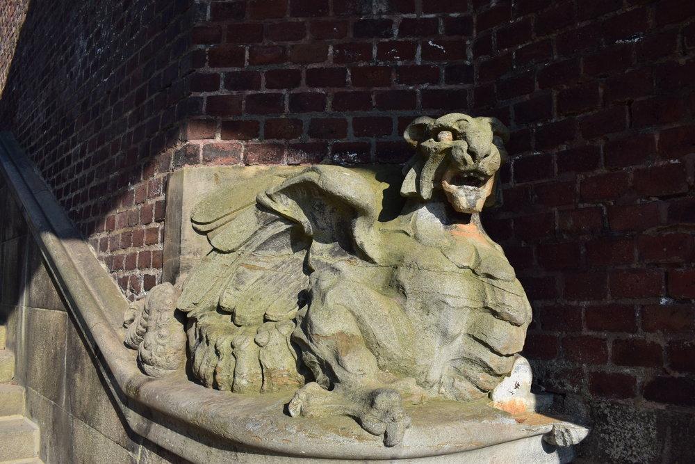 Helsingborg - lion