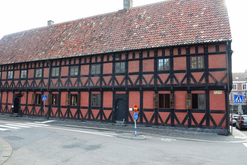 Helsingborg - Jacob Hansens Hus