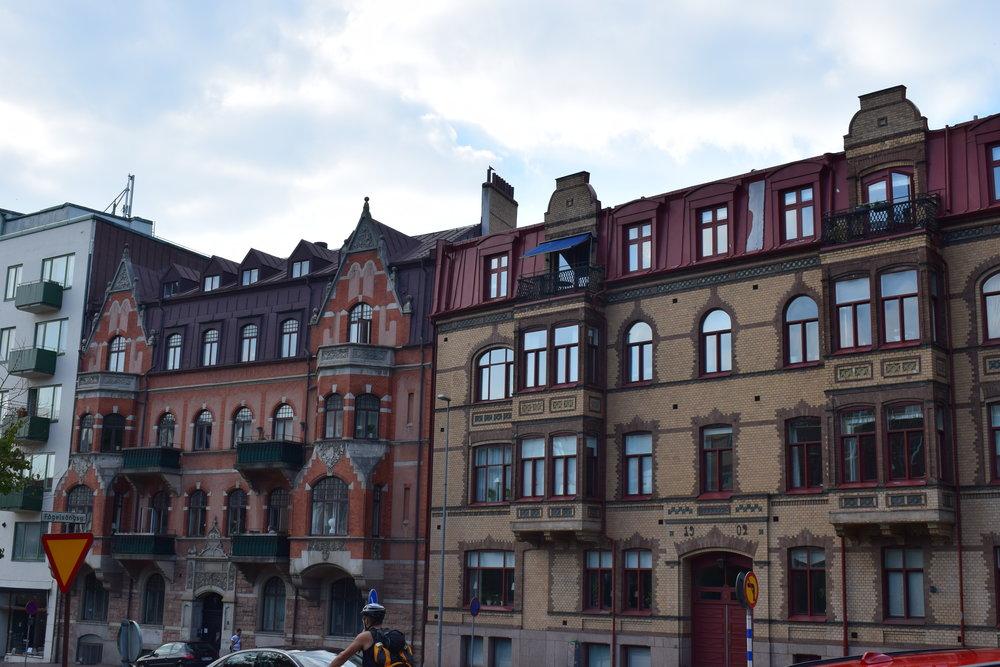 Helsingborg - urban architecture