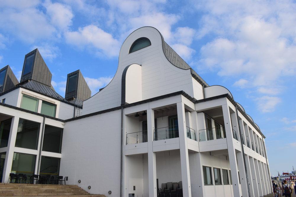 Helsingborg - Dunkers Kulturhus