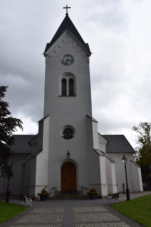 Ängeholm church