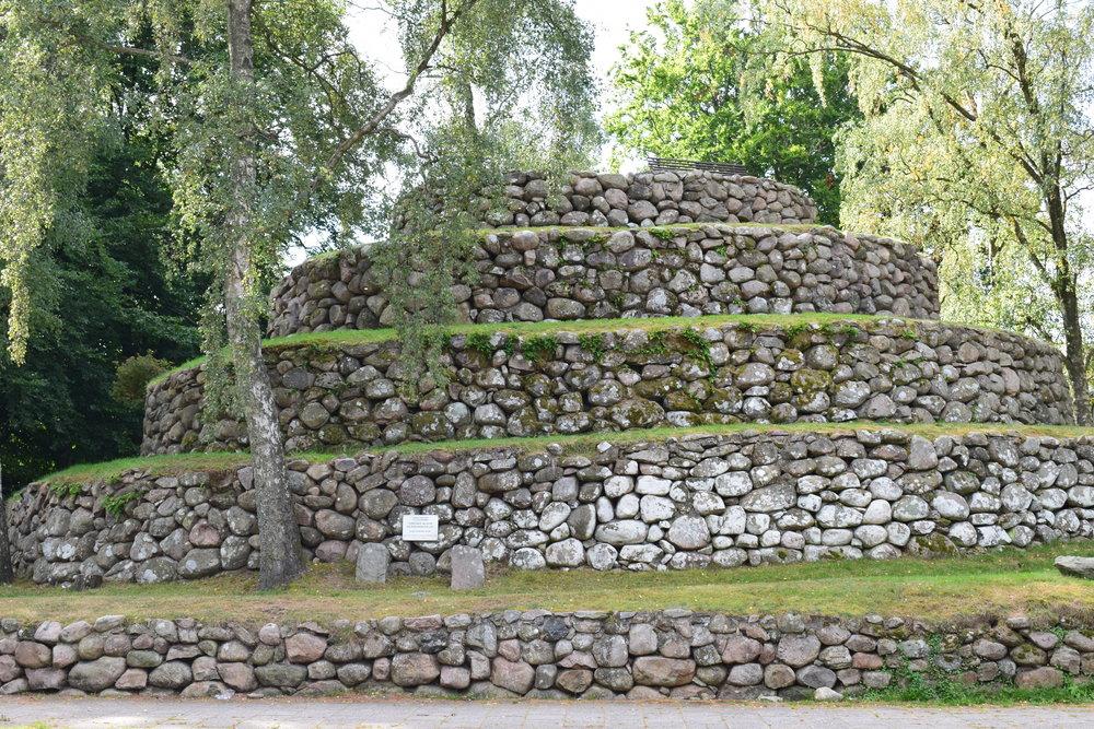 Stenberget, Eslöv