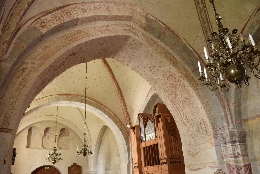 Västra Sallerup Church, Eslöv
