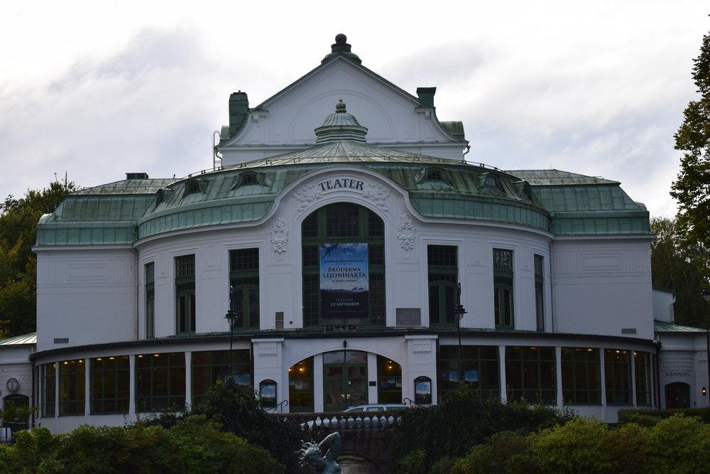 Theatre, Kristianstad