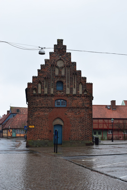 Ystad, the Latin School