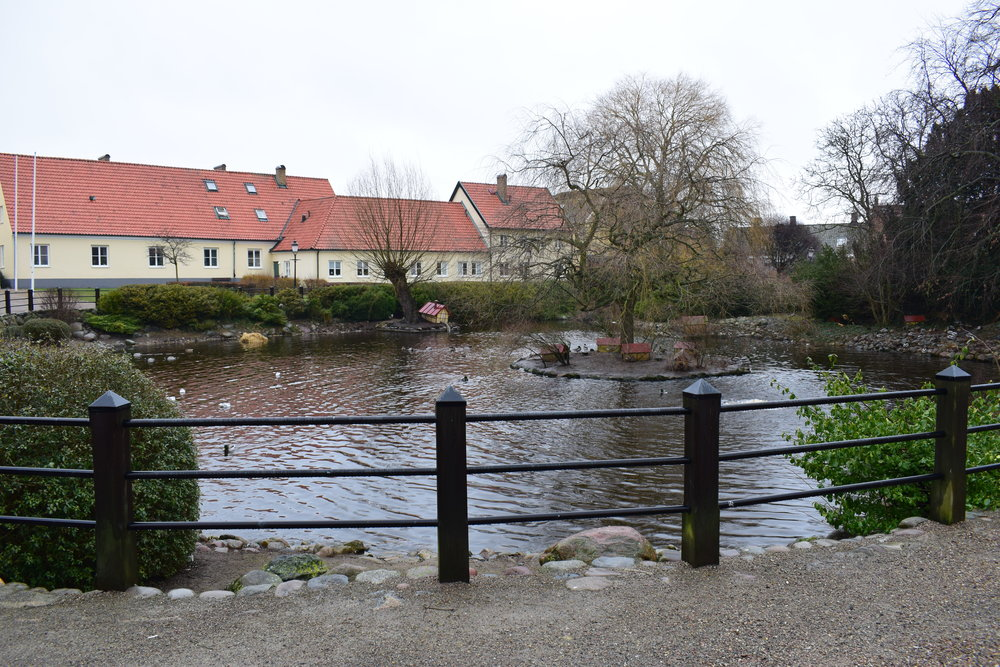 Ystad, the water reserve