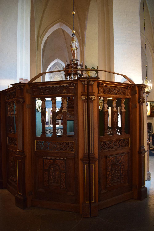 Baptismal chapel, Västerås