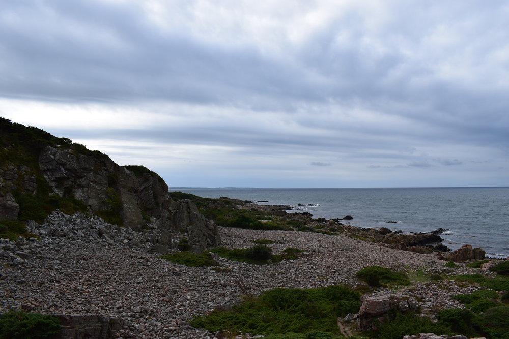 hovs hallar- the beach of ingmar bergman -