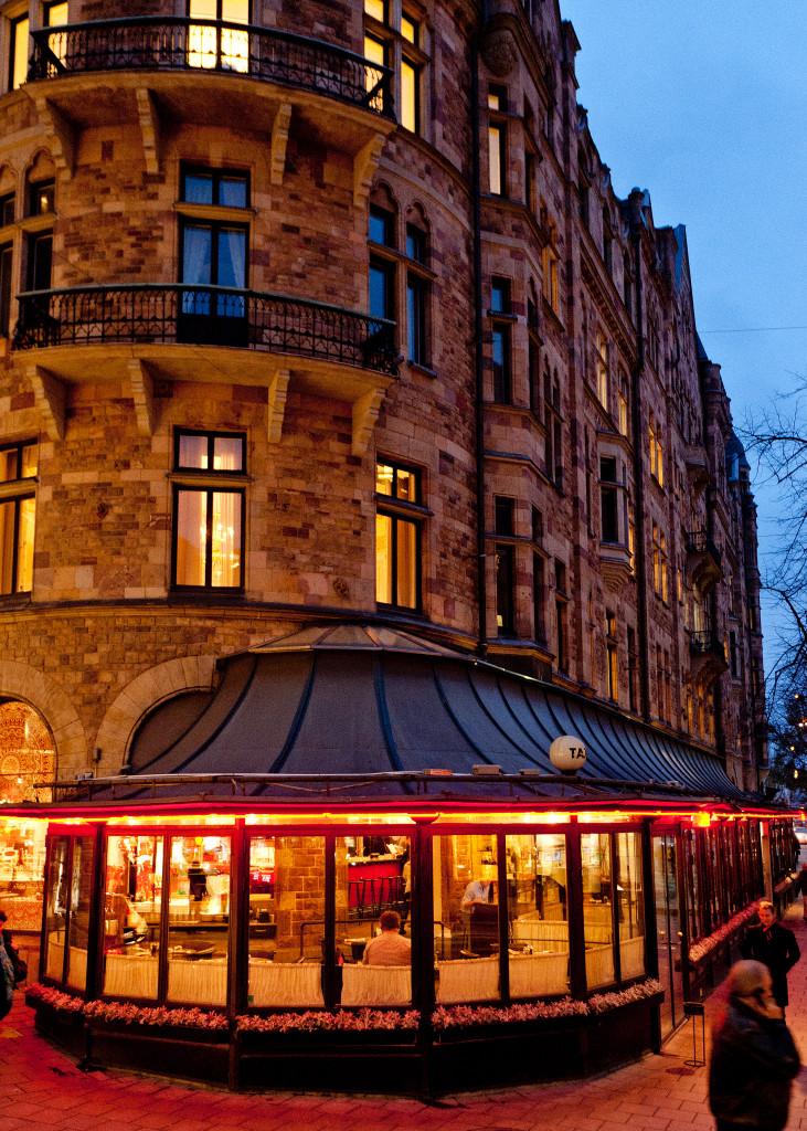 Riche restaurant, source: https://riche.se/wp-content/uploads/sites/7/2015/05/Riche_press_exterior-731x1024.jpg