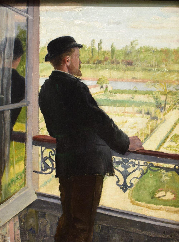 Christian Krogh, Portrait of the Painter Karl Nordström, 1882, Nasjonalmuseet