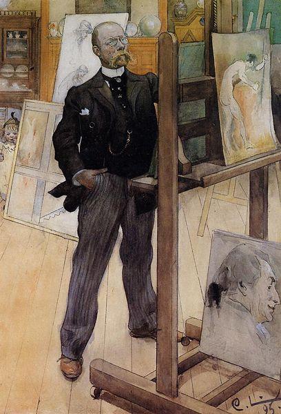 Carl larsson - 1853-1919