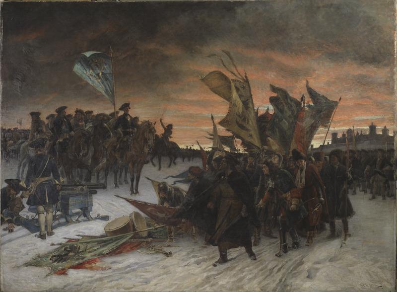 Gustaf Cederström, Narva, 1905, Nationalmuseum