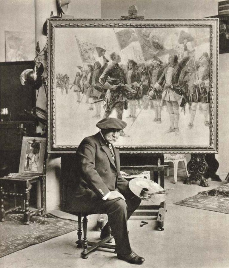 Gustaf Cederström1845-1933 -